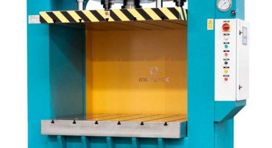 MECAMAQ 2-Ständerpresse PDM 200 C 4575