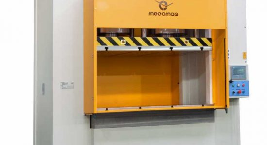 MECAMAQ 2-Ständerpresse PDM 1000 RC 4694